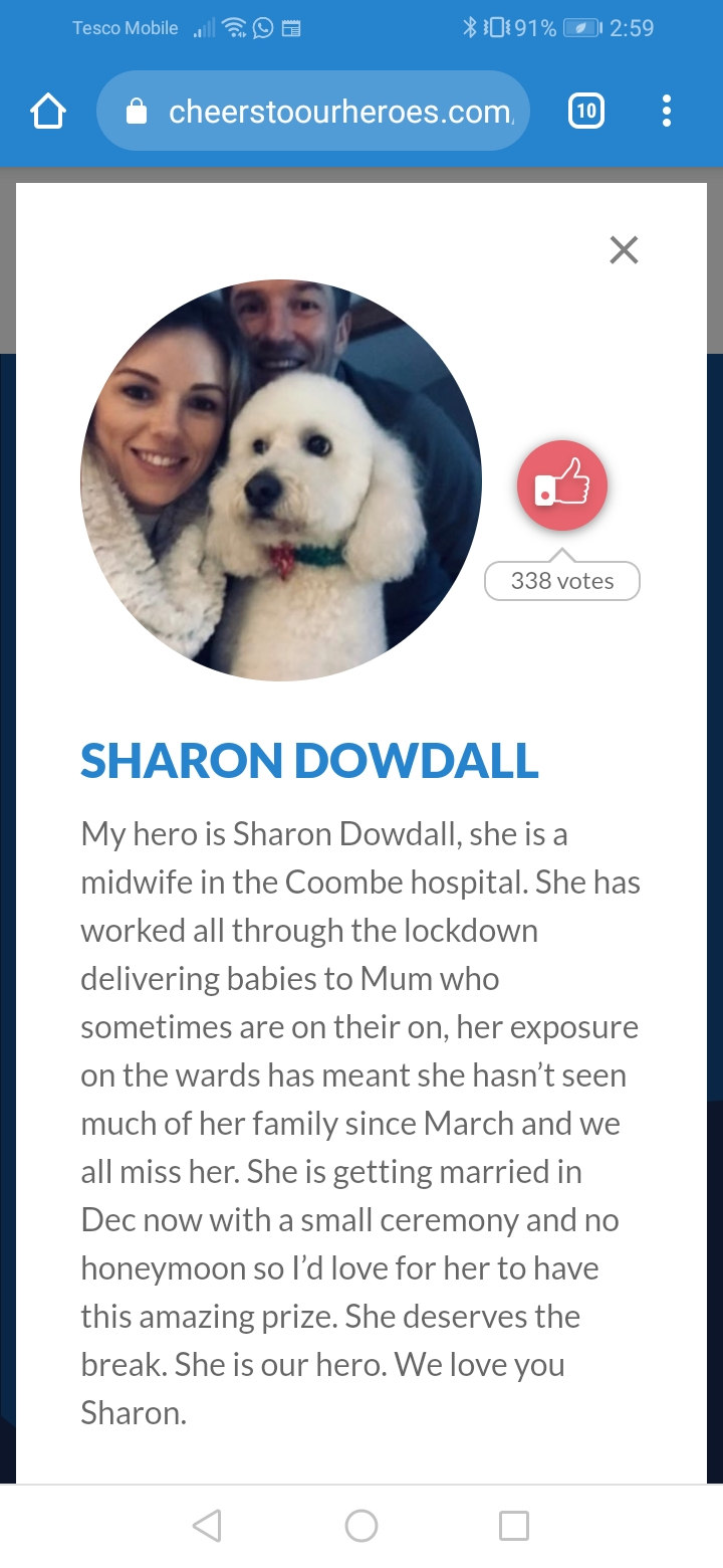 SHARON DOWDALL